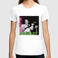 elvis presley T-shirts featuring Elvis Presley - Elvis Presley - Pixel Cover by Stuff.