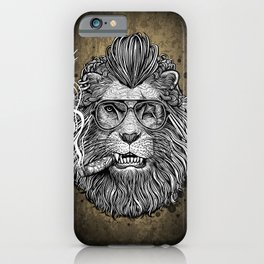 Winya No. 47 iPhone Case