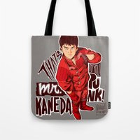 johannathemad Tote Bags featuring Mr. to you by JohannaTheMad