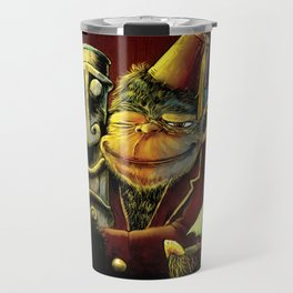 Last Call At Tikilandia Travel Mug