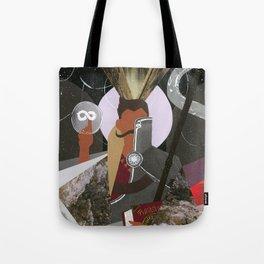 Dorian Pavus Tarot Paper Art Tote Bag