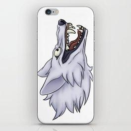 Wolf Head iPhone Skin