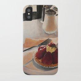 The Tart iPhone Case