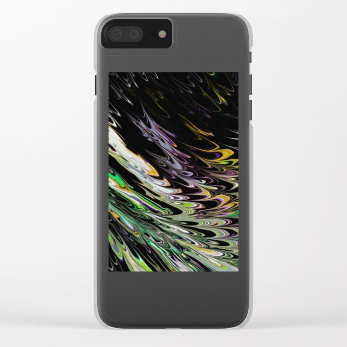 UNFrailing Clear iPhone Case
