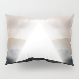 Abstract Landscape 02: New Beginnings Pillow Sham