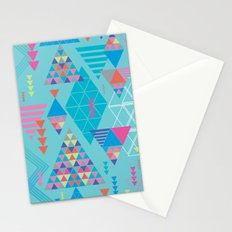 GeoTribal Pattern #010 Stationery Cards