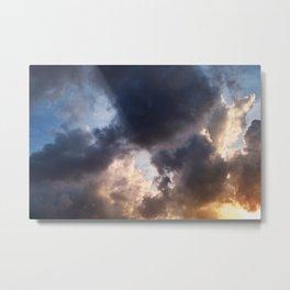 PHOTOGRAPHY / SKY & SUNSET 01 Metal Print