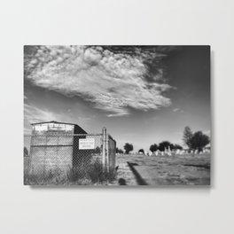 252 | marfa Metal Print