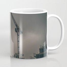Fog in Berlin Coffee Mug