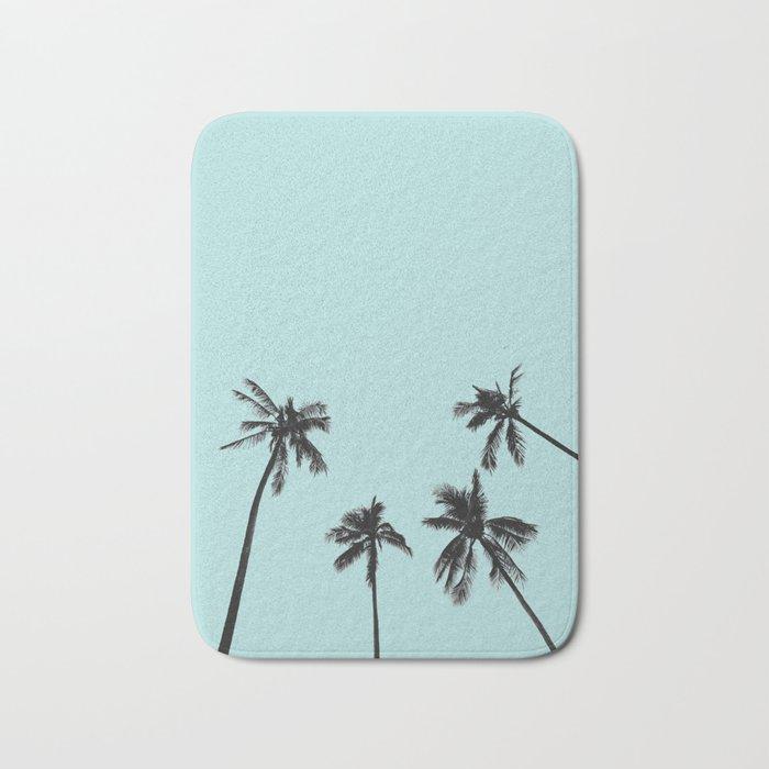 Palm trees 5 Bath Mat
