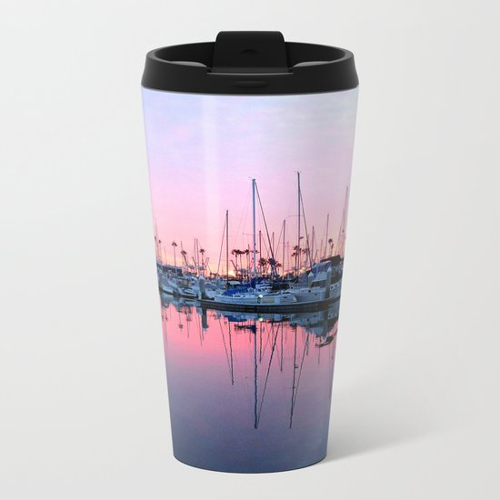 December 25th Metal Travel Mug
