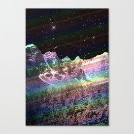 Colourscape Canvas Print