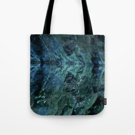 River Mirror Tote Bag