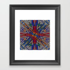 Indian Fr4cT415 Framed Art Print
