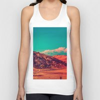 acid Tank Tops featuring Slow Acid. by Daniel Montero