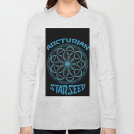 Arcturian Starseed Long Sleeve T-shirt
