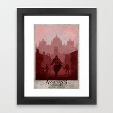 Assassin's Creed II Framed Art Print