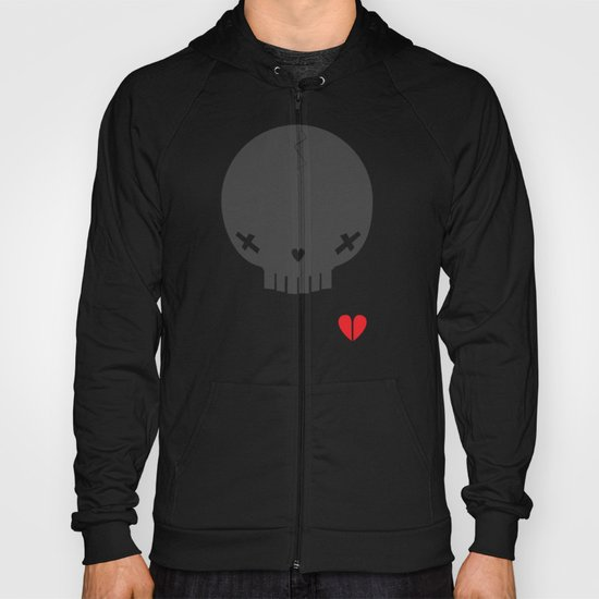 HEART BREAKER - ed. fact Hoody