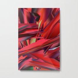 Self Metal Print