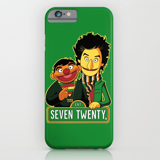 E is for Entertainment iPhone & iPod Case