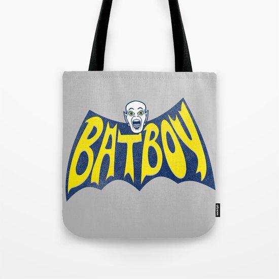 BatBoy Tote Bag