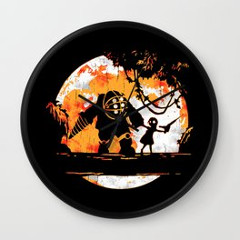 Bioshock Matata Wall Clock
