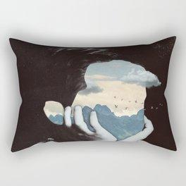 Deepness Rectangular Pillow
