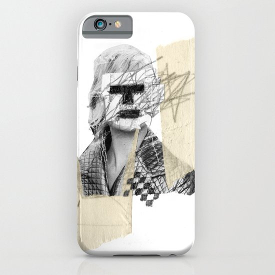 Kate Moss iPhone & iPod Case