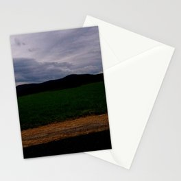 Seven Sisters by the Farm Stationery Cards