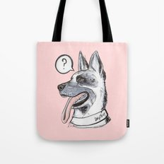 Dog Meat Tote Bag