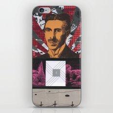 Collage #4 iPhone & iPod Skin