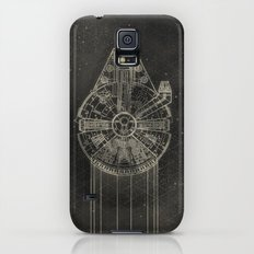 Millennium Falcon Galaxy S5 Slim Case