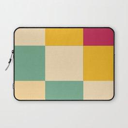 Vintage Summer Modernism Laptop Sleeve