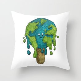 Need to Chill Throw Pillow