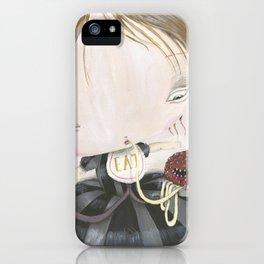 MEATBALL iPhone Case