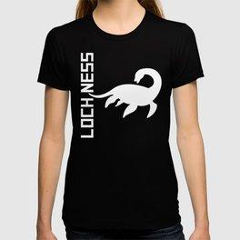 Loch Ness Monster Silhouette T-shirt