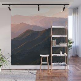 Beauty of light Wall Mural
