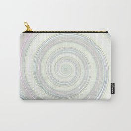 Re-Created Spin Painting No. 8 by Robert S. Lee Carry-All Pouch