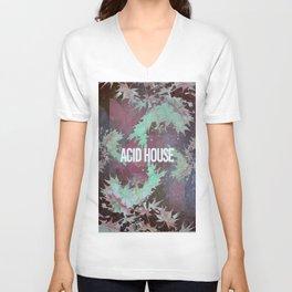 Acid House III Unisex V-Neck