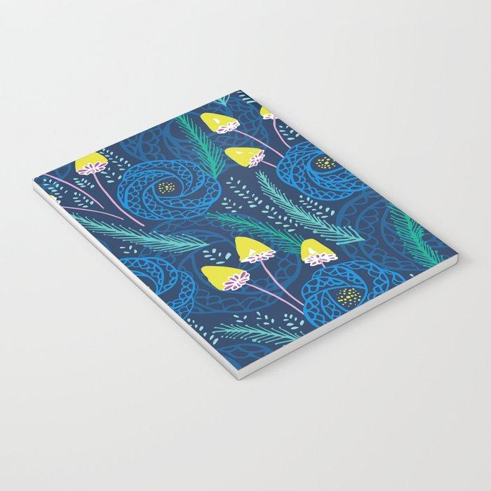Lush Notebook