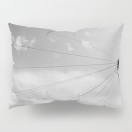 Power Pole Pillow Sham