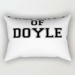 Property of DOYLE Rectangular Pillow