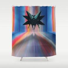 Mothagram Shower Curtain