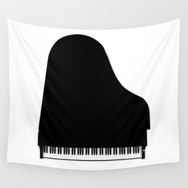 Grand Piano Wall Tapestry