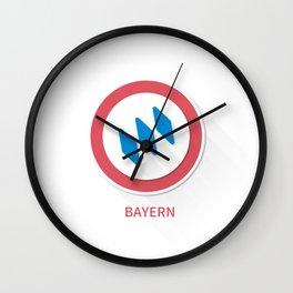Bayern Munchen FC Wall Clock