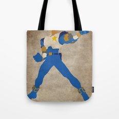 Commanding Captain (Captain Commando) Tote Bag