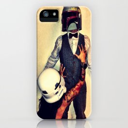 LL Cool Fett iPhone Case