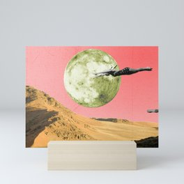 Dive Mini Art Print
