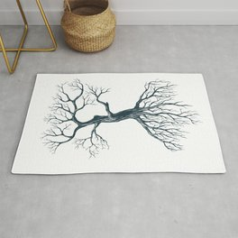 Tree without leaves Rug