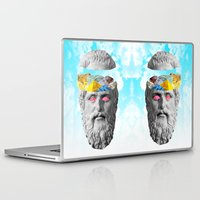 rocky Laptop & iPad Skins featuring Rocky Intent by Tyler Spangler